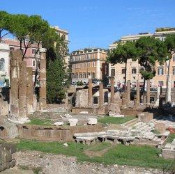 Largo Argentina, Roma.