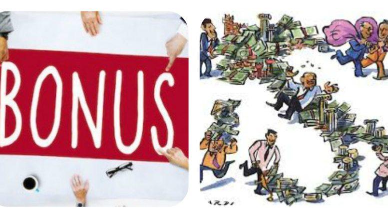 bonus e debito pubblico