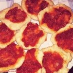 fried pizza