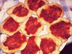 fried-pizza Fried pizza