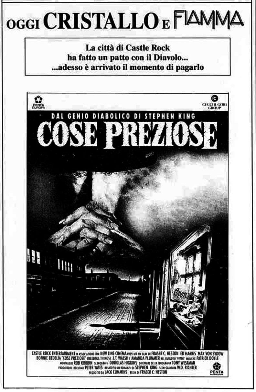 Cose preziose (1993)