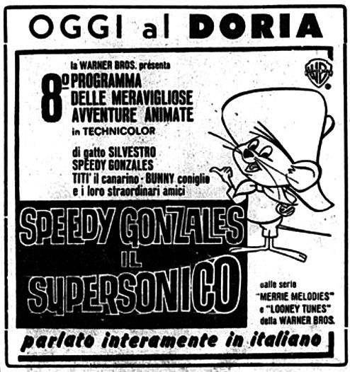 Speedy Gonzales, il supersonico (1965)