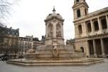Saint Sulpice Fountain