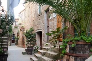 Streets of Pitigliano