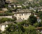 Old Ottoman houses of Gjirokastra, Albania