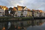 Strasbourg, view over Lill river