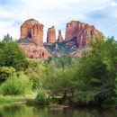 Famous Cathedral Rock