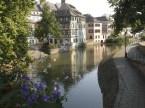 Waterway, Strasbourg, France