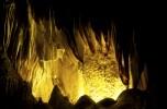 Interior of Carlsbad Caverns