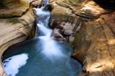 Watkins Glen Waterfall and Pool