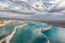 Pamukkale Terraces, Turkey