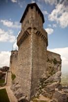 San Marino Guaita, First Tower Castle