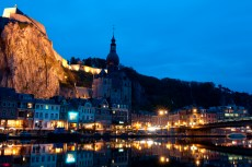 Night over Dinant