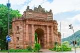 "The ""Karls"" - gate Heidelberg"
