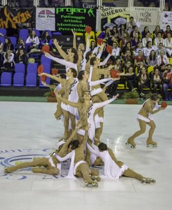 Grande Gruppo - Campionato Regionale 2017 - l'albero