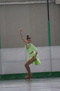 Veronica Rizzetto ai Campionati Provinciali FIHP Solo Dance Internazionale 2016