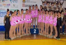 Campionati Regionali Pattinaggio Artistico 2018 - Premiazione Gruppi Jeunesse