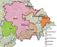 Asti Area