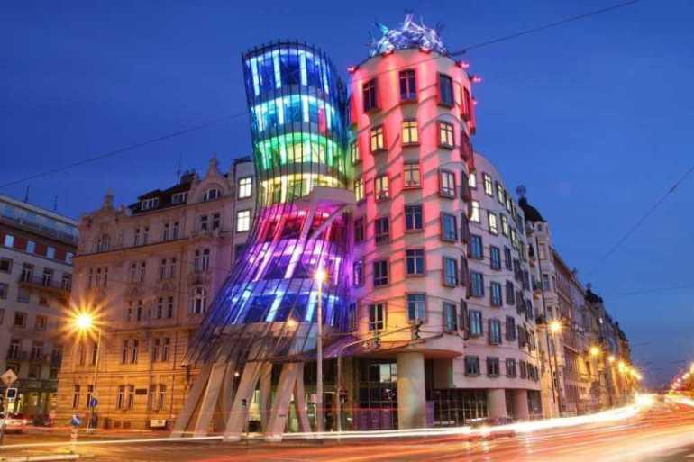 Dancing House Czech Republic-Prague