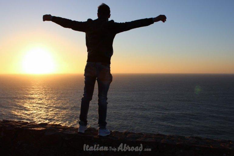 cabo da roca italian trip abroad free