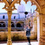 Monastero dos Jeronimos - Lisbon - Italiantripabroad - italiantravelcouple