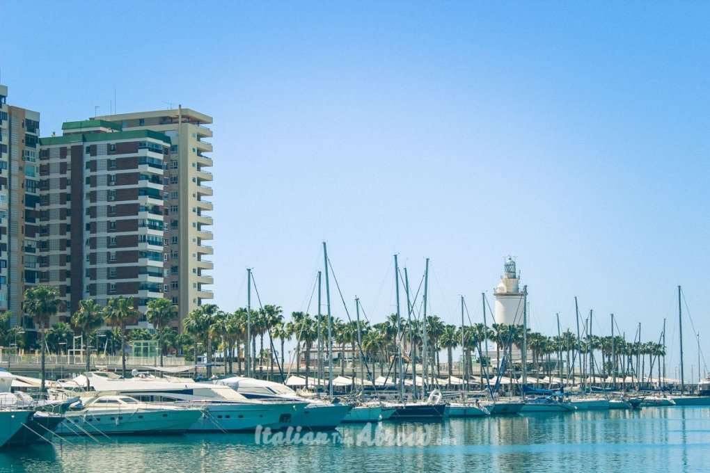 harbor malaga - start here your day trips from Malaga by ferry