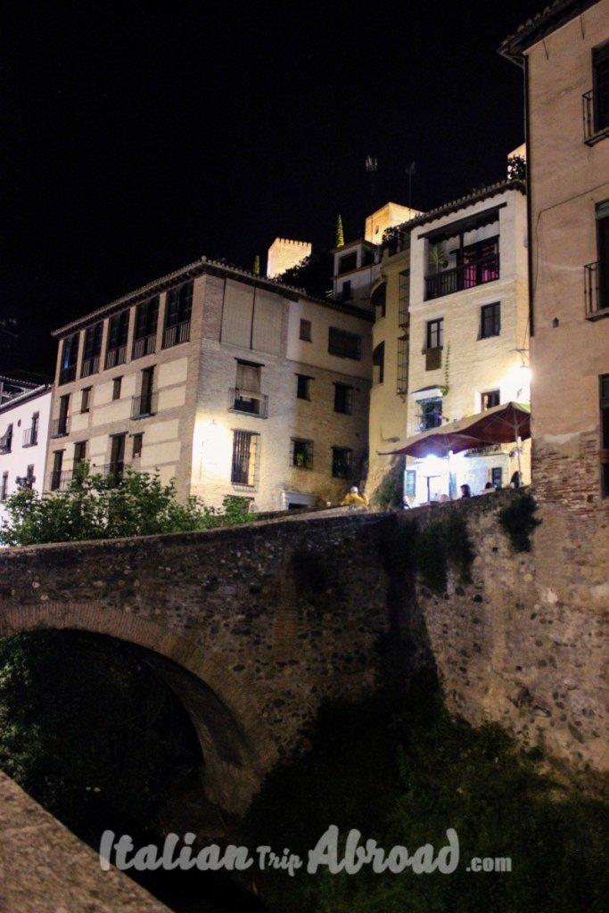Granada at night - Granada off the beaten path - Alhambra granada - Time in Granada - Weekend in Granada-10