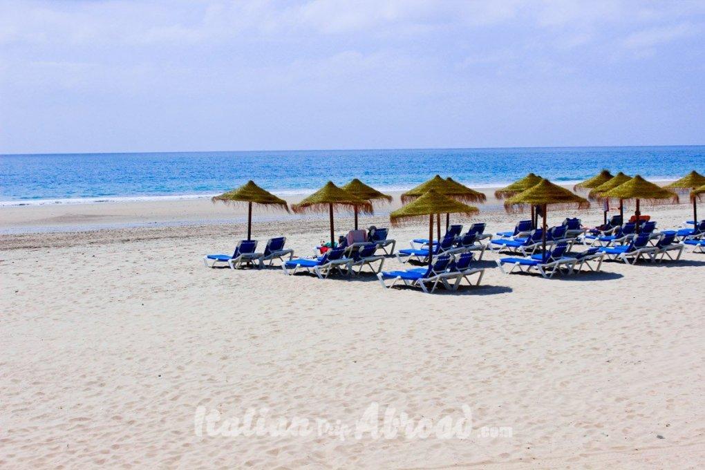 Malaga best beaches - Top beaches in Malaga
