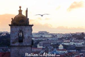 Porto during Christmas