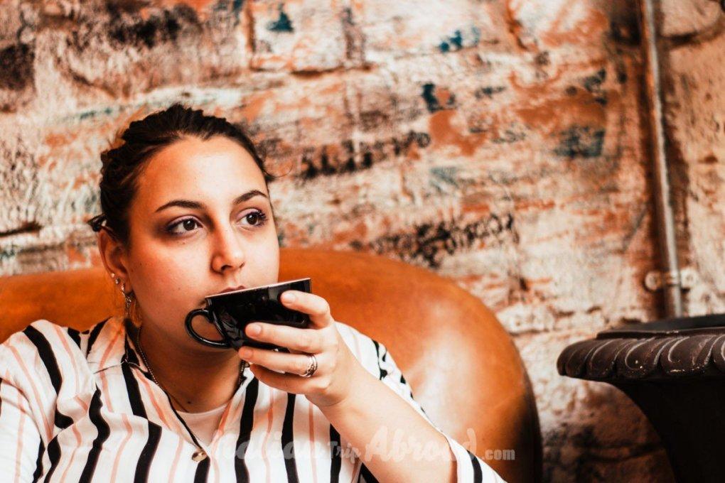 1 day in Bratislava - Laptop-friendly cafe in Bratislava Slovakia