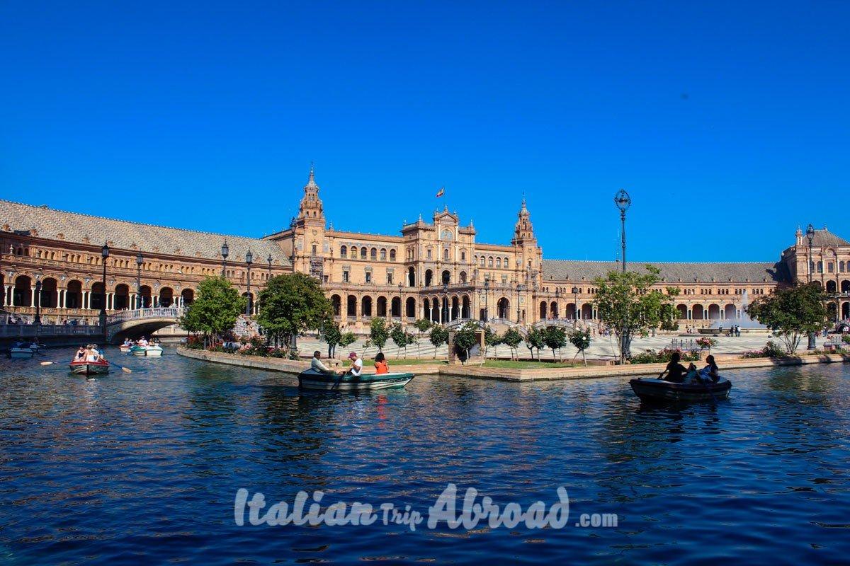 Seville itinerary 3 days | Citytrip Sevilla Tip