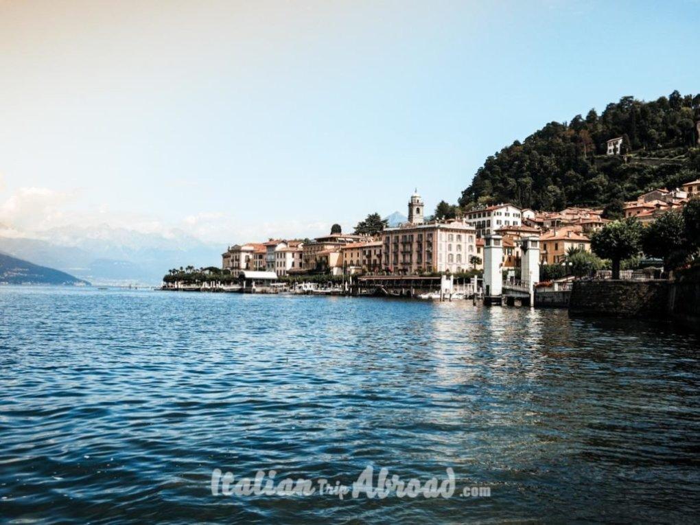 Lake Water Holiday Italy Lake Como Basant Di Como