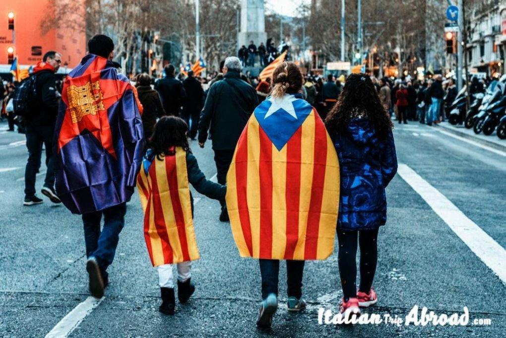 Spring Festivals in Barcelona