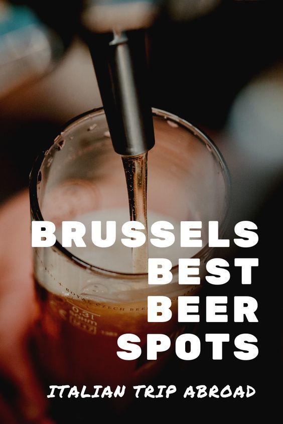 Brussels best beer spots - Italian Trip Abroad