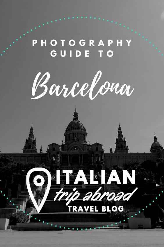 30 Most Instagrammable places in Barcelona - Barcelona Photography 3