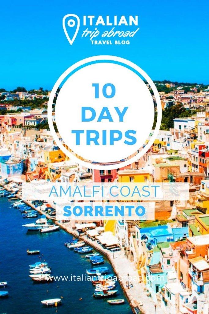 Day trips from sorrento - Amalfi coast