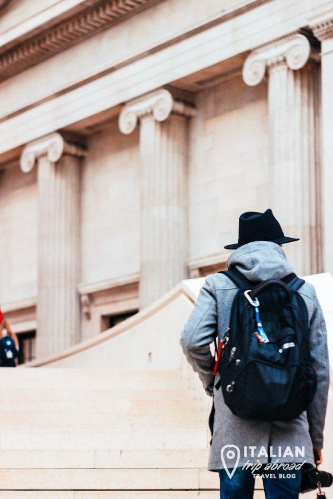 British Museum Toti | London tourist bucket list