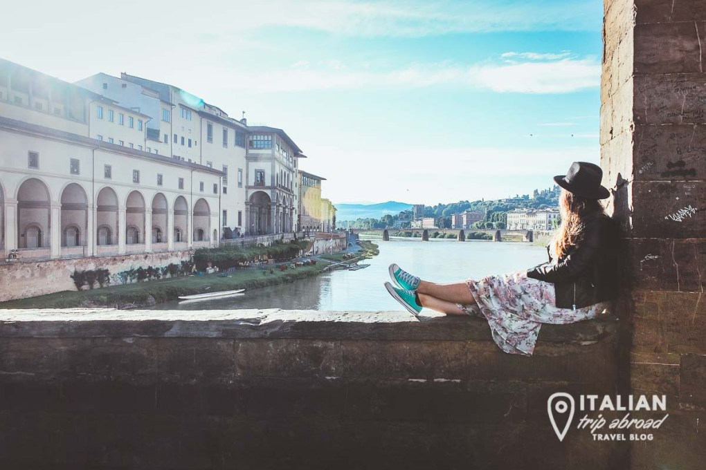 Ponte Vecchio - Best photography spots in Florence Italy