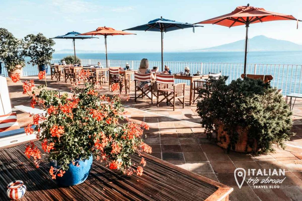 The best beaches hotels in naples italy