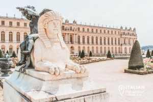 Versailles Royal Palace Paris France