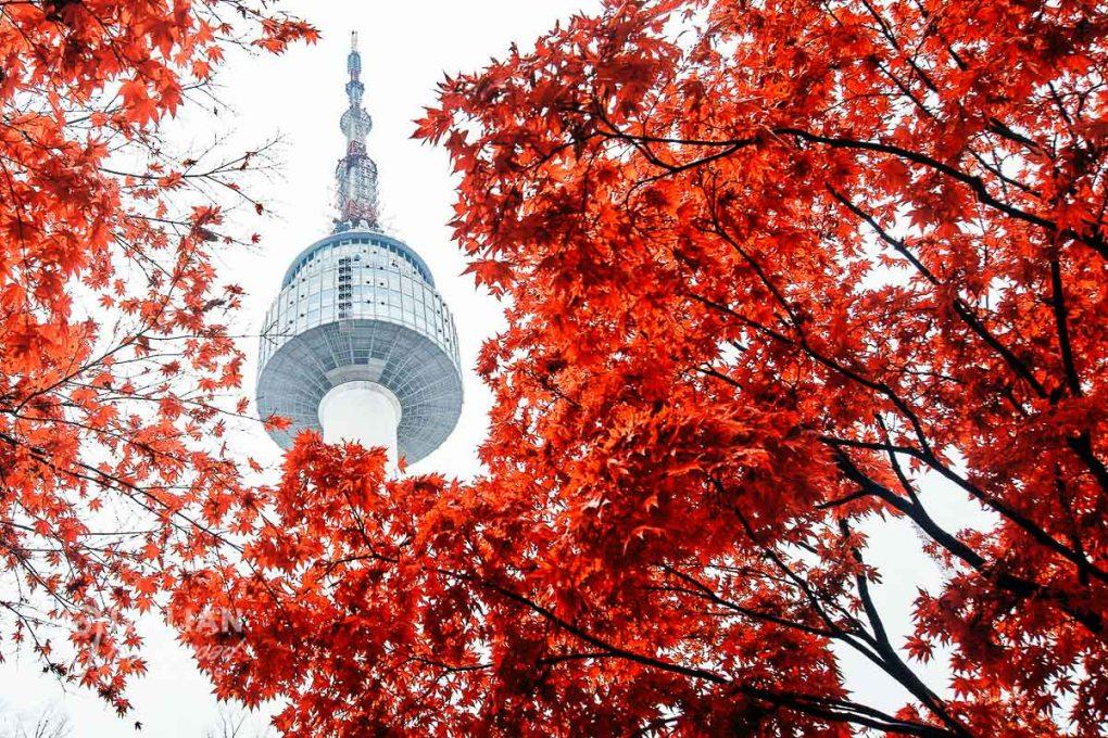 South Korea - fastest growing destinations Asia 2019