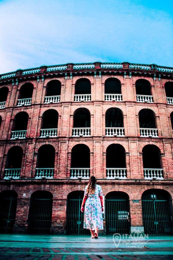 Bull Ring - Best photo spot in Valencia