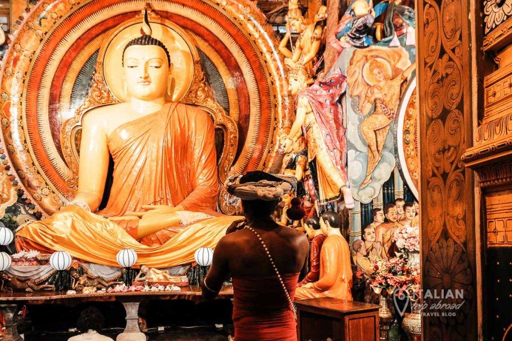 Intern Architecture Colombo Buddhist Temple