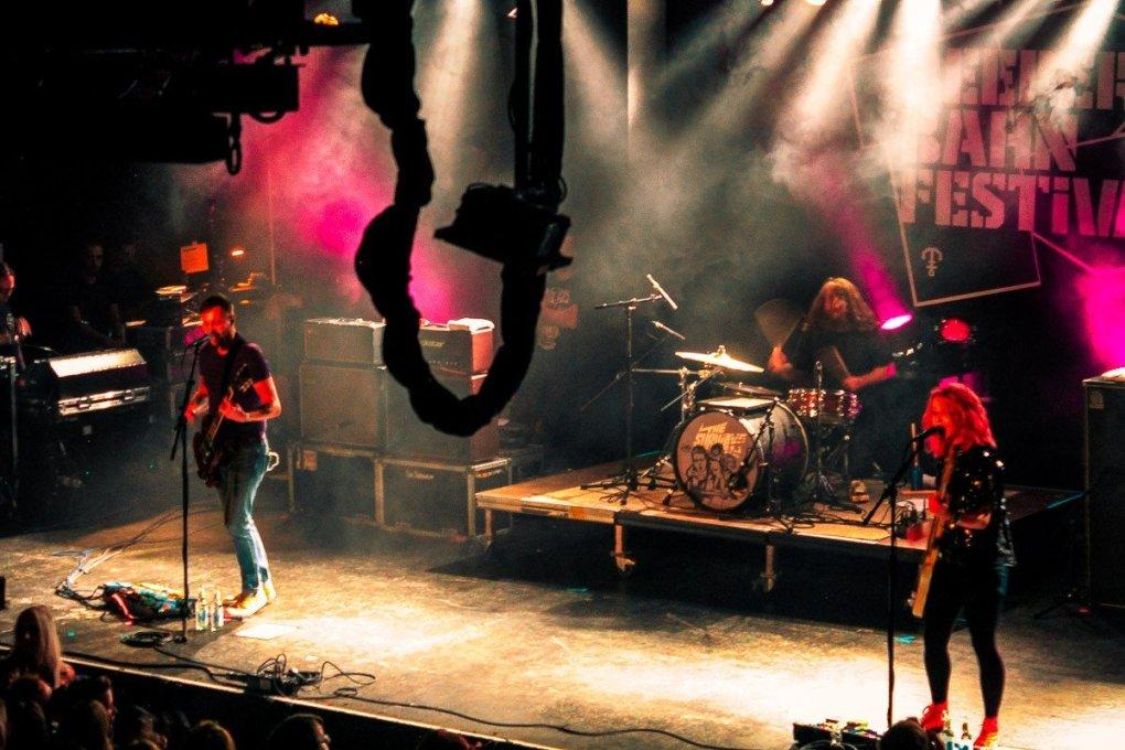 Reeperbhan Festival of Hamburg Stage