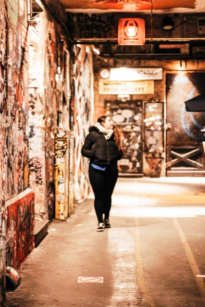 Best street art places in Berlin