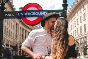 London photo spots | Regent street and Piccadilly
