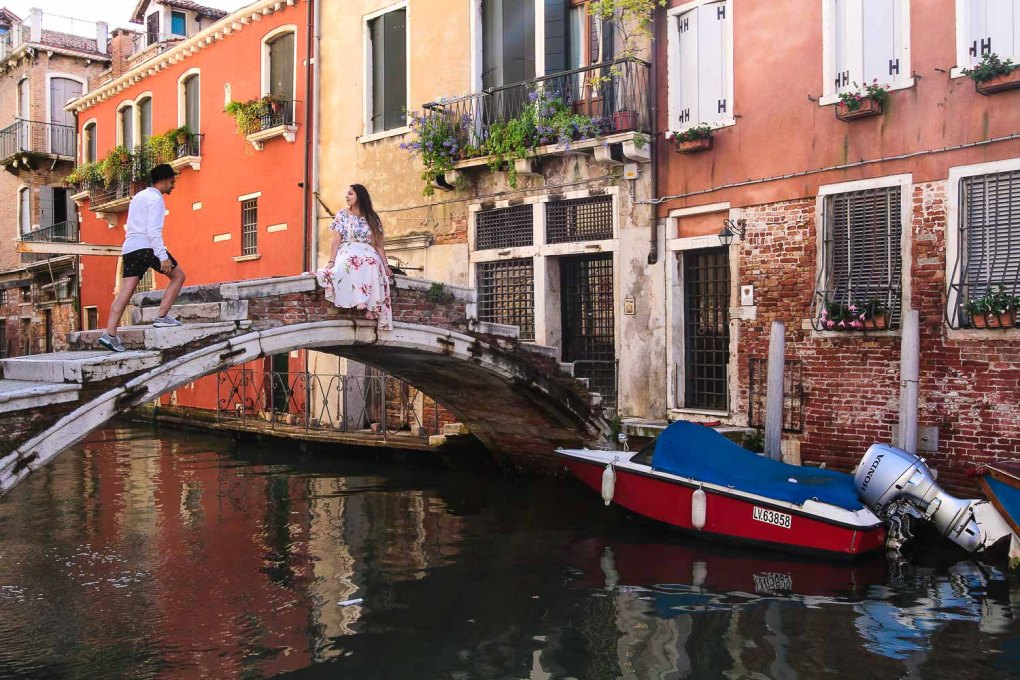 Ponte Chiodo - Hidden places in Venice - Cannaregio