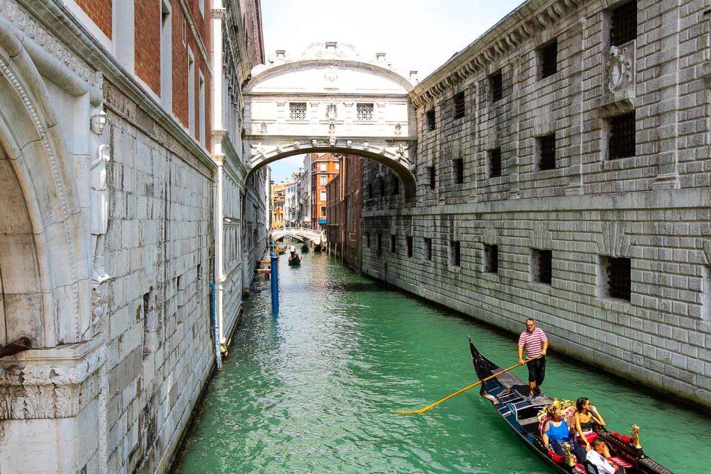 The bridge of Sights | Ponte dei sospiri venezia | Instagram spots in Venice