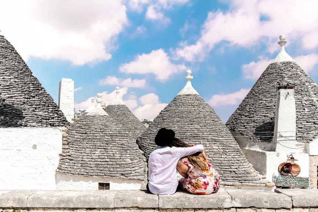 Alberobello view | How to visit Puglia in one week