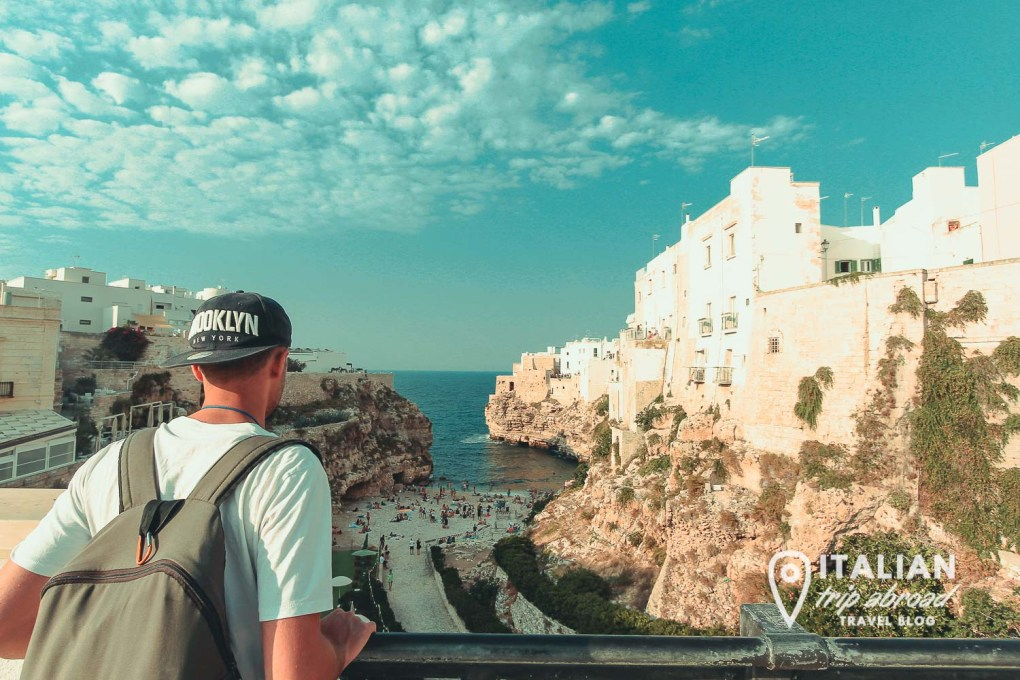 Best view in Polignano - Things to do in Polignano a Mare